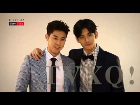 TVXQ Behind The Scenes Photo Shoot 2015