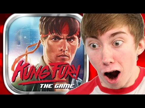 KUNG FURY GAME (iPhone Gameplay Video)