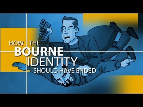 How The Bourne Identity Should Have Ended