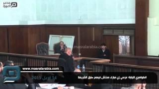 مصر العربية | الظواهري للنيابة: مرسي زي مبارك محدش فيهم طبق الشريعة