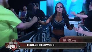 Women of Honor: Tenille Dashwood & Mandy Leon vs Stacy Shadows & Kelly Klein