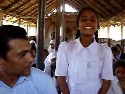 Room To Read Sri Lanka Scholar Girl 1 Video
