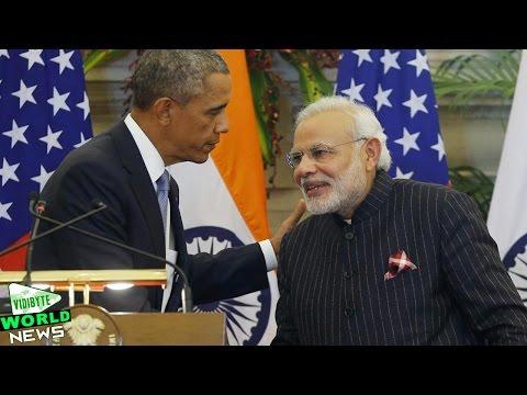 Obama Writes Article on PM Narendra Modi in Time Magazine