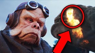 MANDALORIAN Breakdown! Star Wars Easter Eggs & Ending Explained!
