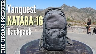 Vanquest KATARA 16 Backpack Review