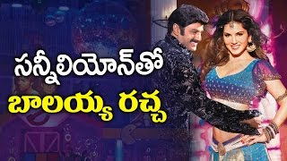 Sunny Leone Item Song In Balakrishna And Puri Jagannadh Movie | #NBK