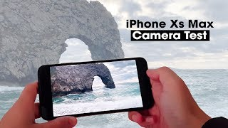 iPhone Xs Max  Camera Test | Phone Reviews | giffgaff