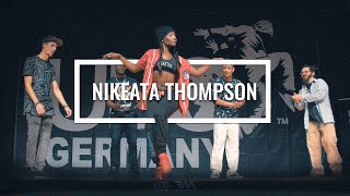 Nikeata Thompson Tanzt bei UDO Germany 2016 [JUDGE SHOWCASE] // by Roschkov Media