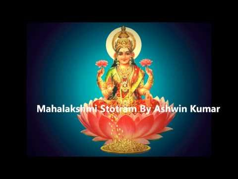 mahalakshmi stotram by Ashwin Kumar