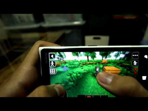 Nokia Lumia 920 Best Games: Minecraft? No Its Survival Craft