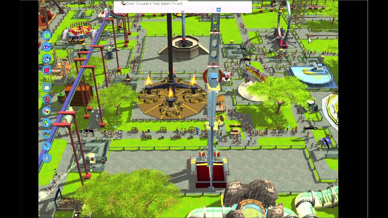 Image Result For Rollercoaster Tycoon  Review