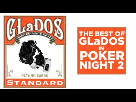 The Best of GLaDOS in Poker Night 2