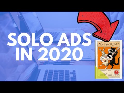 How to Make Solo Ads Work in 2018?