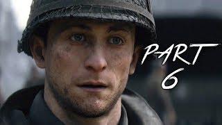 CALL OF DUTY WW2 Walkthrough Gameplay Part 6 - Tank Combat - Campaign Mission 5 (COD World War 2)