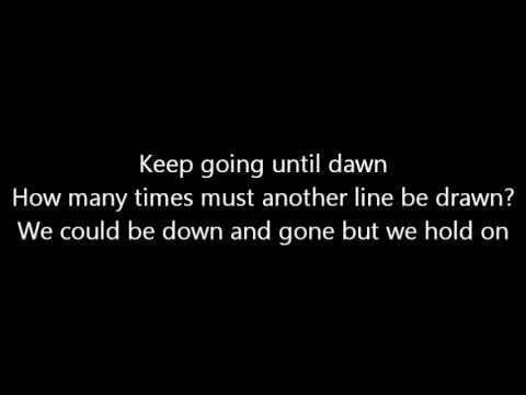 Rush - We Hold On
