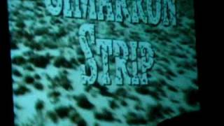 Stuart Whitman, Cimarron Strip Opening at Silver Spur Awards