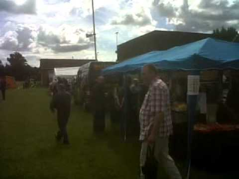 McMichael Radio Rally 15 July 2012 (Pt 2)