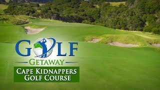 [Golf Getaway at Cape Kidnappers Front Nine] Video