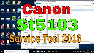 canon service tool v4907 download