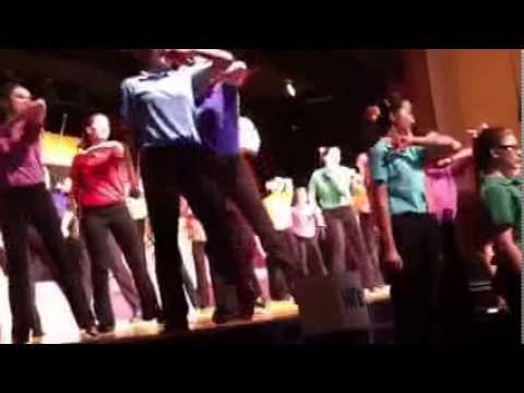 Kasi Howes  School House Rock Eastern Christian High School - 03/14/2013