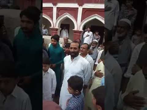 1st day of Day Yadgar Pursa Zakir Zurirat Imran Sharazi