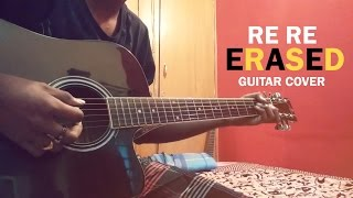 Re Re Erased Op Asian Kung Fu Generation Acoustic Guitar 僕だけがいない街 Op
