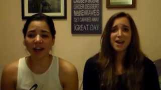 María Cuen ft. Marimar Eguiluz singing My Inmortal by Evanescence - COVER