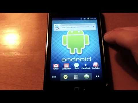 Run Android 2.3 On iPhone/iPod Touch