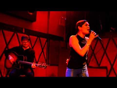 Jessie J - Sexy Lady (live @ Rockwood Music Hall 3/10/14 ACOUSTIC)