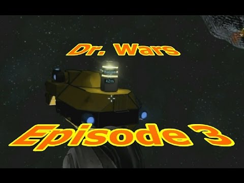 Dr. Wars Episode 3 : Dr Pento balise (Space Engineers)