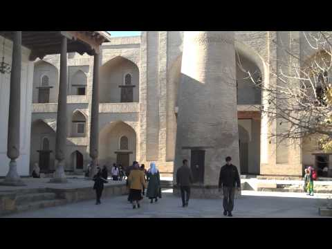 Raw Silk: Uzbekistan Travels Part X: Bukhara contd.