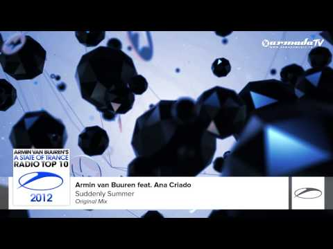 Out now: Armin van Buuren - A State Of Trance Radio Top 10 - 2012