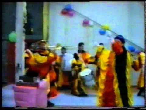 1988 - Chottlebotzer Lozärn, Firmenjubiläum Farben Roth