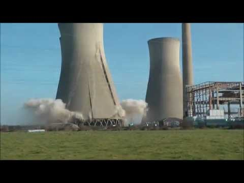 OFFICIAL Richborough Power Station Demolition