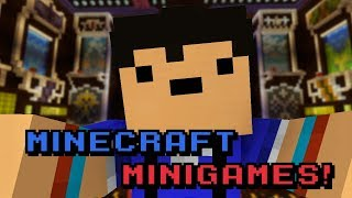 Minecraft Minigames with Viewers! - Livestream