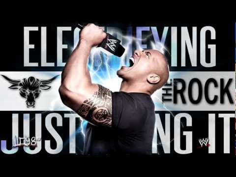 WWE: The Rock Entrance Theme:Electrifying (iTunes) + Download...