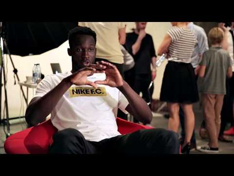 Romelu Lukaku interview - Nike Mercurial Superfly - #unisportlife