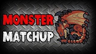 MONSTER MATCHUP - Rathalos (Monster Hunter: World)