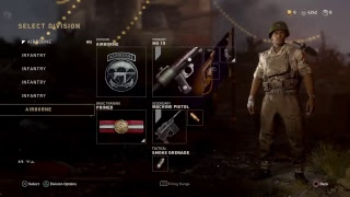 Call Of Duty WW2 Multiplayer Game (COD WW2 Multiplayer new map )