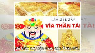 Ngày vía Thần Tài ở TQ: Dân đốt pháo hoa, ăn sủi cảo, không ai đi chen chúc mua vàng! - Quỳnh Kool