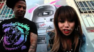 JNatural ft Ras Kass - Manna video (Dir. Eric Heights)