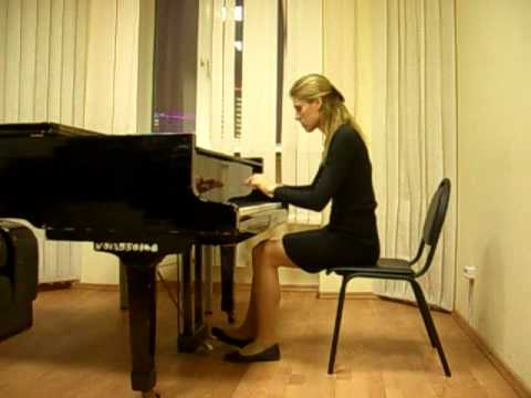 Бах Иоганн Себастьян - Хорошо темперированный клавир, прелюдии