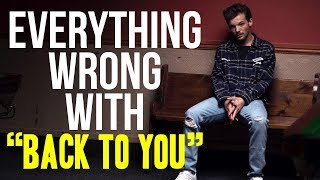 "Download Lagu Everything Wrong With Louis Tomlinson - ""Back To You"" Gratis STAFABAND"