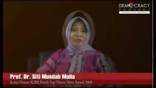 [Democracy Project] Musdah Mulia tentang Makna Islam yang Sesungguhnya