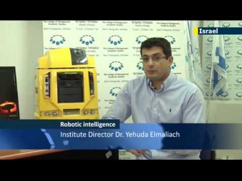 Israeli Robots To Save Soldiers Lives – Israel – JN1 TV
