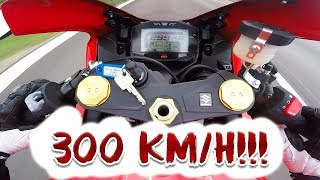 300 km/h German Autobahn! | Geisteskranke Power!