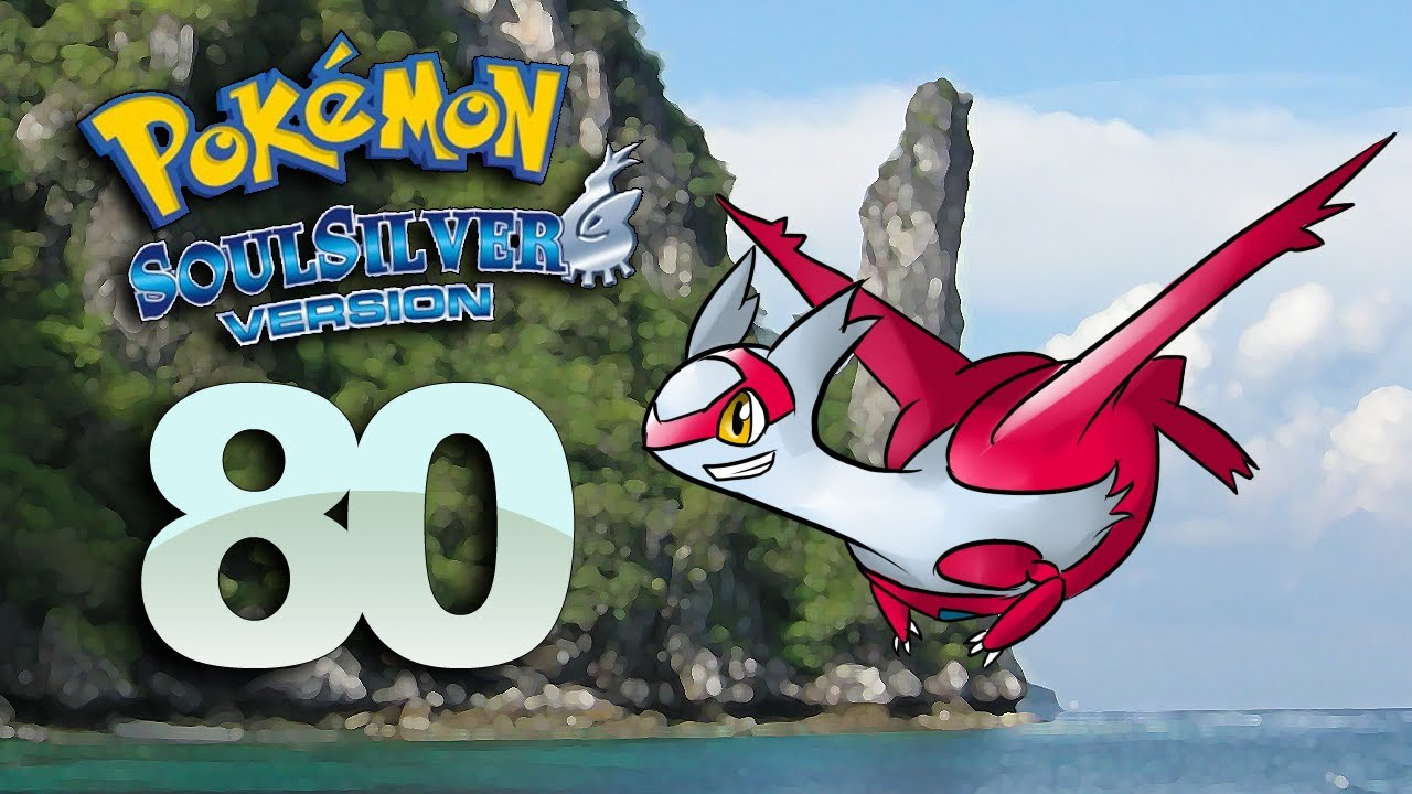 how to get latios in soul silver