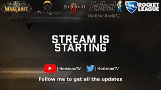 HorizonxTV - Playing Comp Rocket League  | Come hangout in chat lurkers welcome!