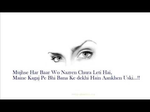 Romantic hindi shayri