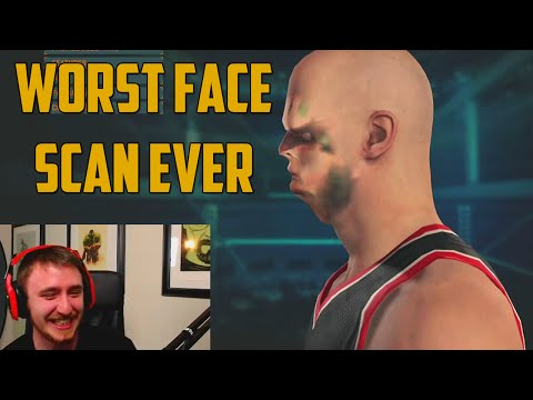 NBA 2K15 Facescan FAIL